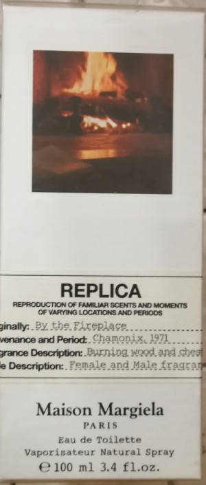 Parfyme - Maison Margiela Replica By the Fireplace EdT 100 ml, 1 stk