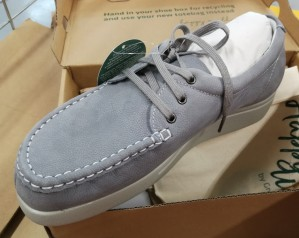 Happy Walking damesko i nubuck med Soft Tex for og footbed, ass. str. - 7 par