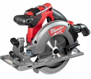 Sirkelsag Milwaukee M18 CCS55-0X NB! uten batteri
