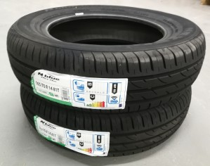2 stk. dekk - Nexen Nblue HD plus, 165/70R14