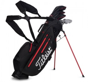 Titleist StaDry Golf Bag - Sort