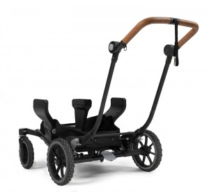 1 stk Understell - NXT Chassi Twin black outdoor