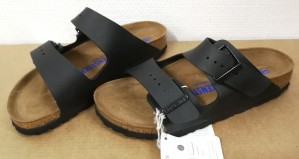 1 par Birkenstock Arizona BS damesandaler, str. 38