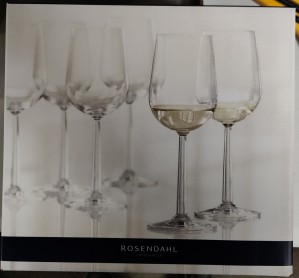 Rosendahl Grand Cru Bordeaux-glass til hvitvin 32cl 6 stk