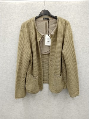 Cardigan str. XL, 3 stk