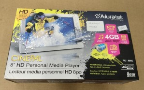 Cinepal 8 HD personal media player NB! brukt