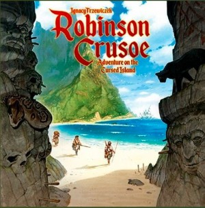 Brettspill - Robinson Crusoe: Adventures on the Cursed Island