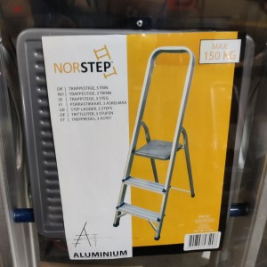 Nor-step gardintrapp 3-trinn