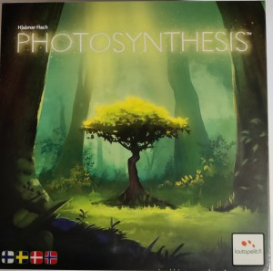 Brettspill - Photosynthesis - Flamme Rouge
